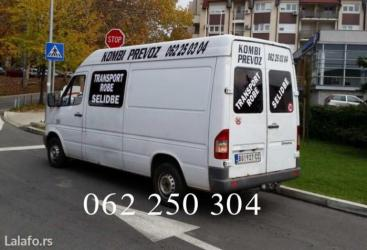 Selidbe, transport robe  povoljno sa mojom ili vasom radnom snagom po  - Beograd