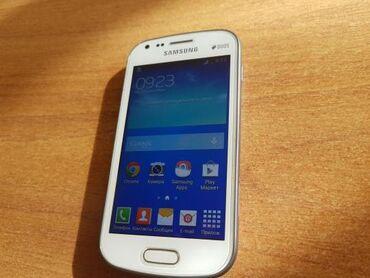 Samsung galaxy s7 duos - Азербайджан: Б/у Samsung Galaxy S Duos 2 8 ГБ Белый