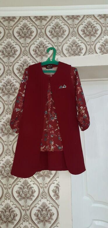 Платья - Красный - Бишкек: Платье Вечернее L