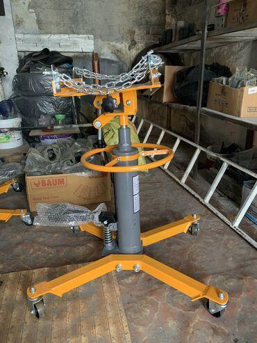 Автозапчасти и аксессуары - Бишкек: Стойка трансмиссионная двухступенчатая   Стенд-кантователь для ремонта