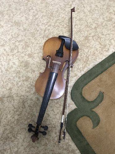 Скрипки в Кыргызстан: Срочно продаю скрипку! Состояние идеальноеПользовались 1 месяцБез
