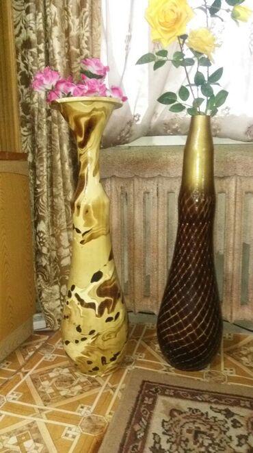 Кувшины,вазы ручной работы из керамики для декора высота 95 см