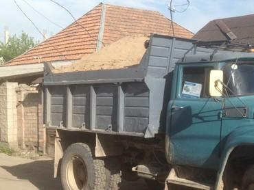 Кум доставка кылам! Зил 8 тон эленген в Бишкек