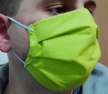 Medical Supplies - Srbija: Pamucne maske