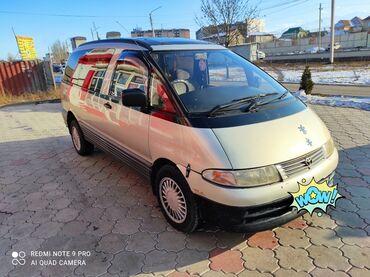 Тойота минивэны - Кыргызстан: Toyota Estima 2.2 л. 1995 | 250000 км
