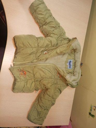 детская куртка зимняя в Кыргызстан: Куртка зимняя детская Danilo на 3 года, рост 92 см. Брали за 2000 тыся