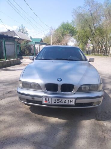BMW - 523 - Бишкек: BMW 523 2.5 л. 1997 | 23153 км