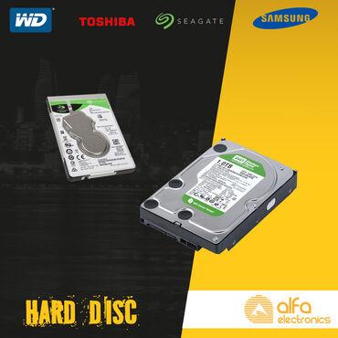hard-disc - Azərbaycan: Sərt disklər, Hard Disklər (Hard drive Hdd)320 Gb 2.5 Noutbuk Toshiba