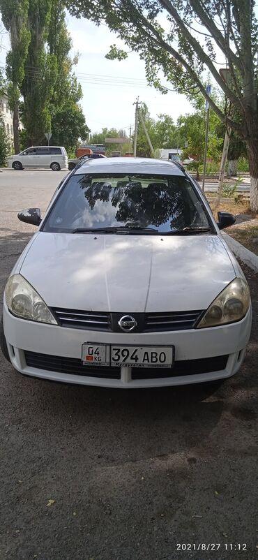 2571 объявлений: Nissan Wingroad 1.8 л. 2004 | 317550 км