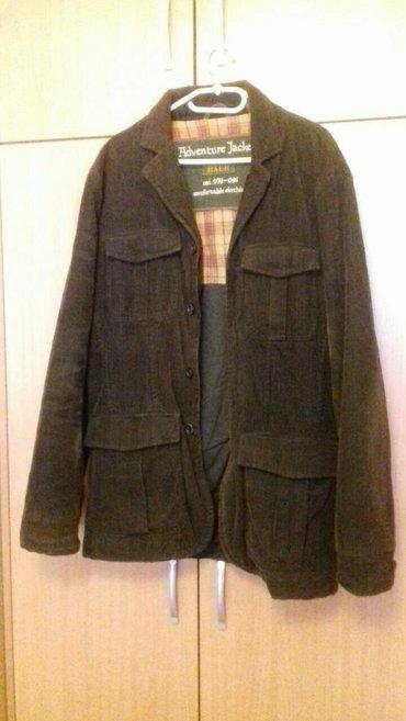 Muška jakna od somota za jesen-proleće za visinu oko 185-190. U odličn - Vrsac