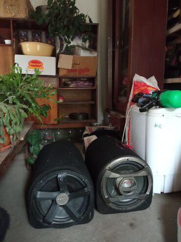 Электроника - Чат Кёль: Продам два савбуфера стояли на своем машине качают что надо.Отдам за