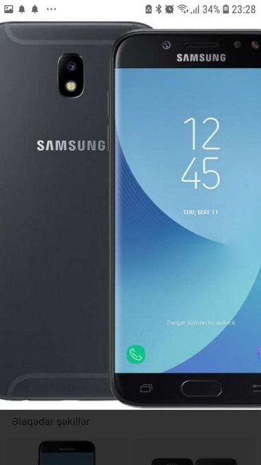 Samsung-galaxy-j5 - Азербайджан: Б/у Samsung Galaxy J5 16 ГБ Черный