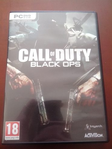 Call of Duty Black Ops Manual, disk and case only. The keycode is σε North & East Suburbs