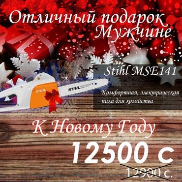 НОВОГОДНИЕ СКИДКИ НА STIHL!! в Бишкек