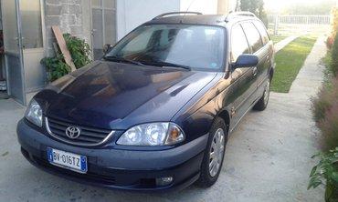 Toyota avensis 2. 0 d4d delovi karavan - Beograd
