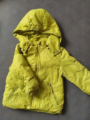 детская куртка зимняя в Кыргызстан: Куртка зимняя детская на 1-2 года