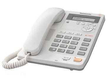 KX-TS2565RU - проводной телефон Panasonic с ЖК-дисплеем и в Бишкек