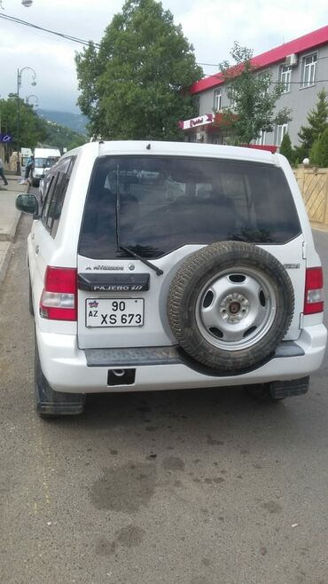 Nəqliyyat - Göytəpə: Mitsubishi Pajero 2 l. 2001 | 250000 km