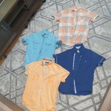 muzhskie kofty colins в Кыргызстан: Фирменые рубашки colins climber Columbia цена за все,размеры S M