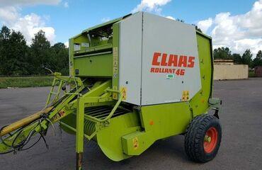 Продам пресс-подборщик Claas Rollant 46. Привезен из Германии. В
