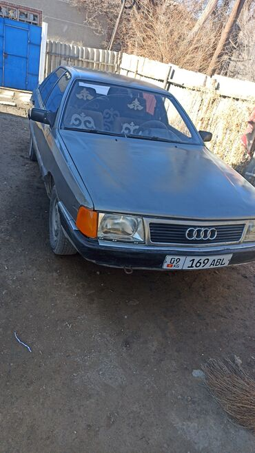 Audi 100 1.8 л. 1983