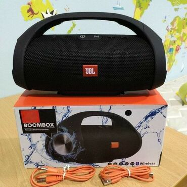 Elektronika - Sombor: JBL Bluetooth Blutut Zvucnik Boomm BoxSamo 2000 dinara.Porucite odmah