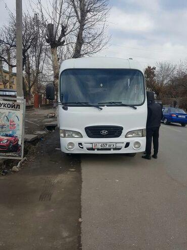 Спринтер грузовой ош - Кыргызстан: Hyundai County 3.9 л. 2011