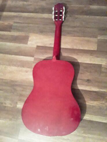İdman və hobbi - Qax: Gitaralar