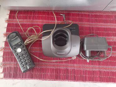 Panasonic telefon koriscen ispravan baterije nove