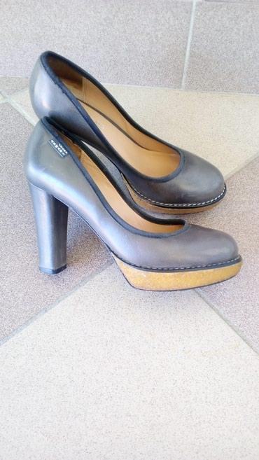 Original kožne cipele, unutrašnje gazište 22,5 broj 36
