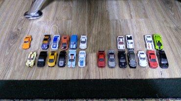 Продаю коллекцию моделек Hot Wheels (хот вилс), масштаб 1:64. Коллекци in Бишкек