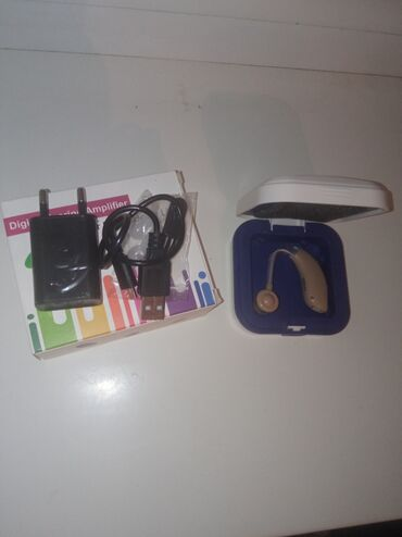 3 объявлений: Продаю слуховой аппаратКореяАбсолютно новая, все в
