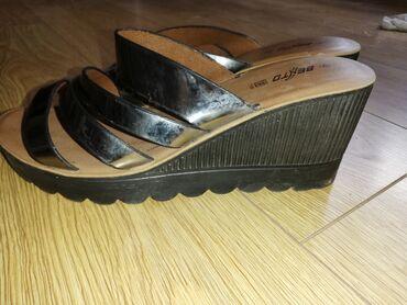 Ženska obuća | Petrovac na Mlavi: Slabo nosene papuce. Jako su udobne
