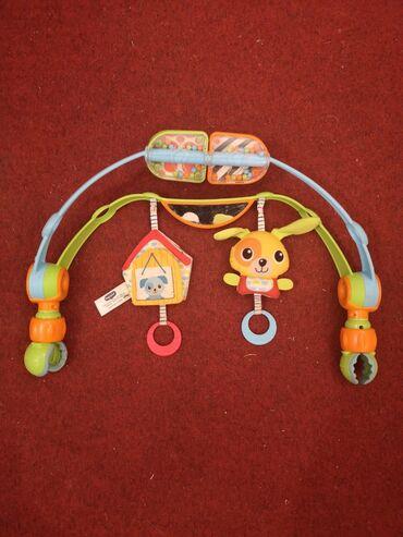 Продаю арку детскую двухполосную. Крепёж универсальный. Состояние идеа