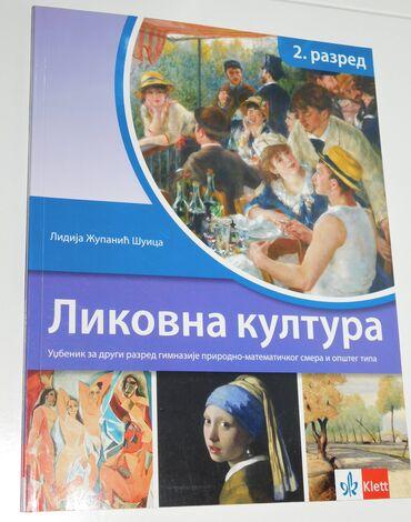 Likovna kultura 2, udžbenik za drugi razred gimnazije