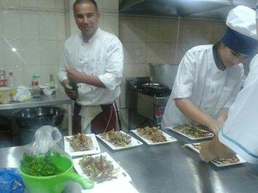 Шеф повар с командой раскачает любое в Бишкек