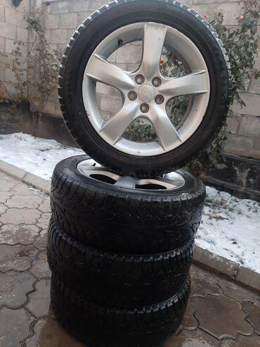 купить шины 205 55 16 лето в Кыргызстан: 205.55.16