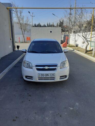 Chevrolet Aveo 1.2 l. 2011 | 270000 km