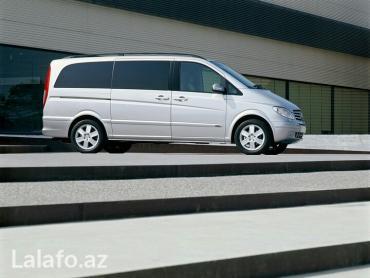 Bakı şəhərində Sprinter, miniven və avtobus. Şah-dağ, quba, qəbələ və diqər bölqələrə
