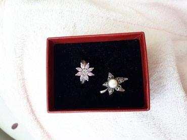 Продаю сереб.кольцо,кулончик-600сом в Бишкек
