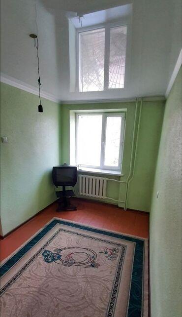 аламедин 1 квартиры in Кыргызстан | БАТИРЛЕРДИ УЗАК МӨӨНӨТКӨ ИЖАРАГА БЕРҮҮ: Жеке план, 2 бөлмө, 40 кв. м Брондолгон эшиктер