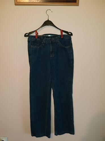 Suknjica jeans - Srbija: HIS jeans,kao nove u ekstra stanju!!Vel:42 (poluobim