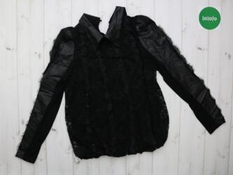 Шикарная женская блузка      Длина: 60 см Рукава: 60 см Плечи: 35 см П