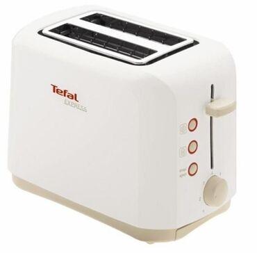 Тостер TEFAL TT357170  --850 Вт, количество тостов: 2, решетка для под