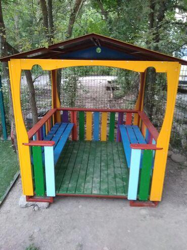 Домик кж - Кыргызстан: Детский домик!!! Детская беседка!!! Для ваших детей, придумаем и