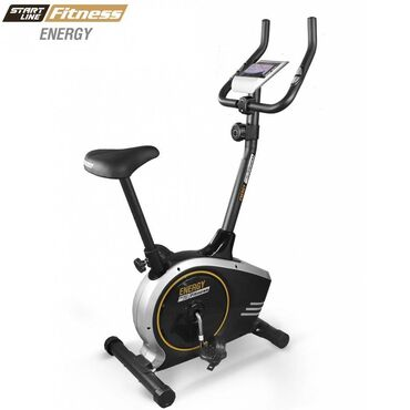 Новое поступление! Велотренажер магнитный Energy SLF. На вес до 120