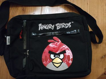 Продаю Сумку Angry Birds в Бишкек