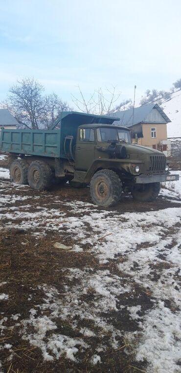 урал в Кыргызстан: Урал самасвал сатылат же Зил-131 ге алмаштырам