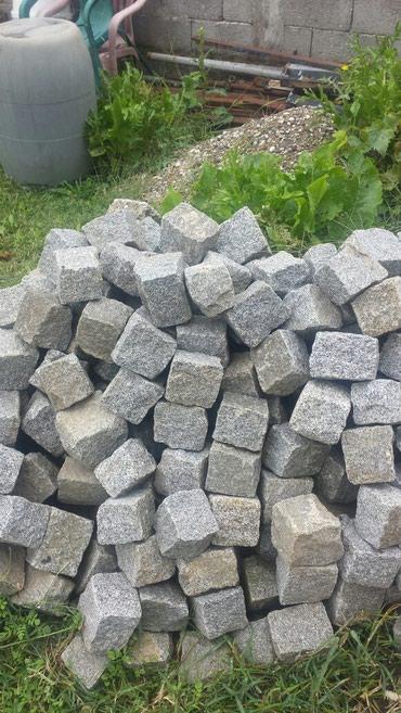 Granitne kocke - Loznica