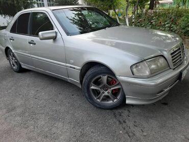 Mercedes-Benz в Кыргызстан: Mercedes-Benz C 180 2.2 л. 2000 | 123456 км